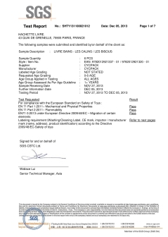 Microsoft Word - DSS_OTS_PRO_SHTY131100021012.doc