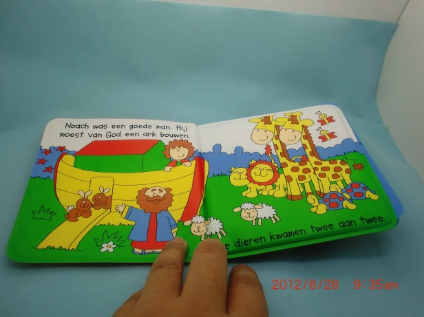 Baby Book Printing in China (2)
