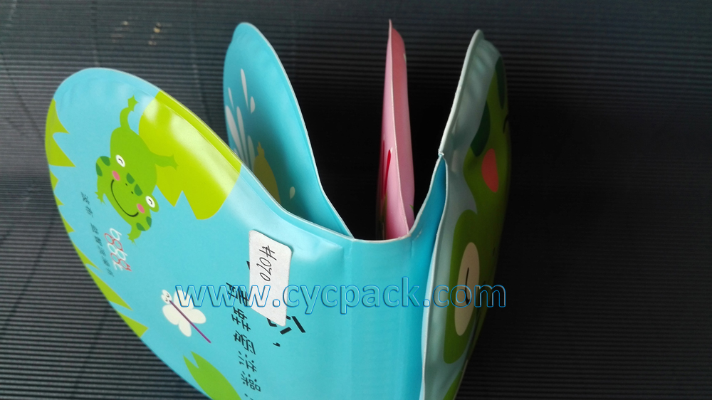Frog Bath Book with Water Flute (1)