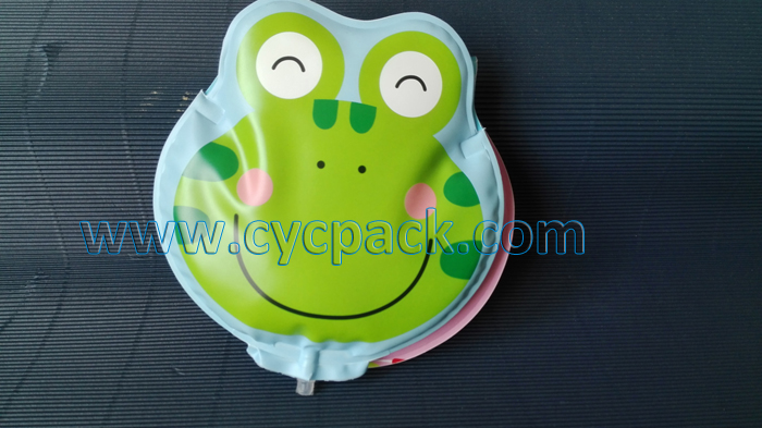 Frog Bath Book with Water Flute (4)