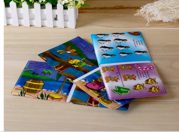 Russia PVC Bath Book (2)