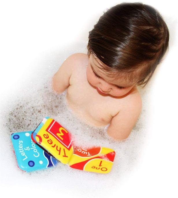 Baby Bath Book (1)