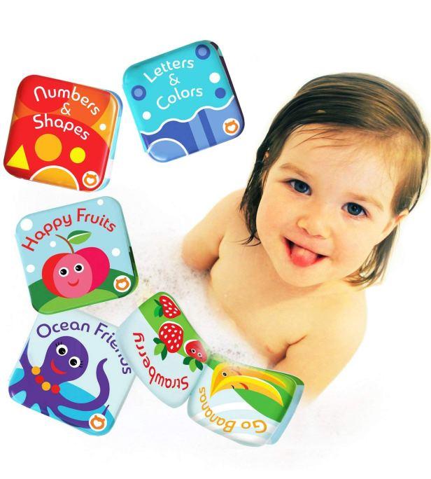 Baby Bath Book (3)