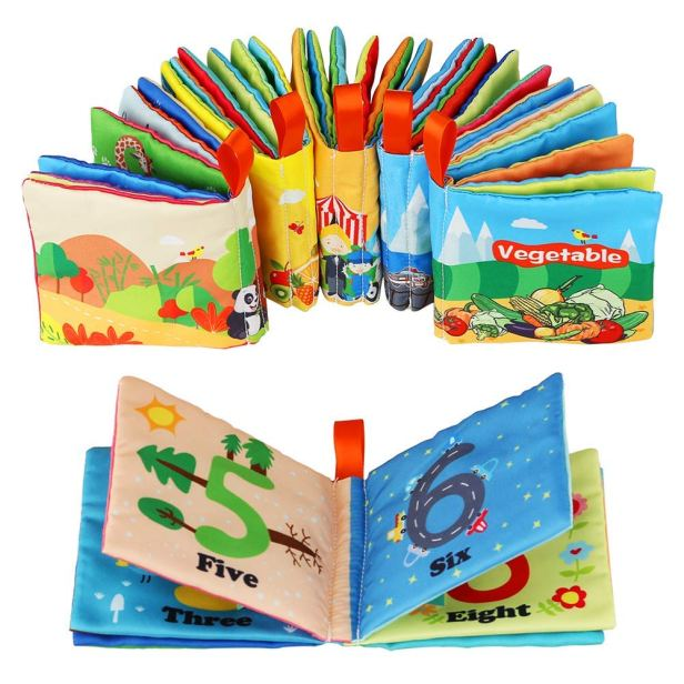 Cloth Book for Toddlers (3)