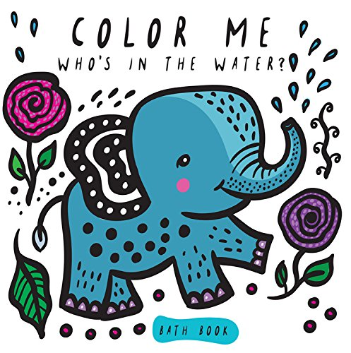 Color me bath book 1